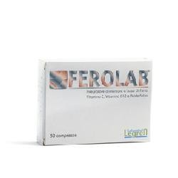 Laboratori Legren Ferolab 30 Compresse