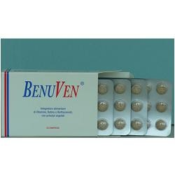 La Farmaceutica Dr Levi Benuven 60 Compresse