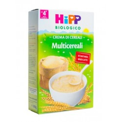 Hipp Biologico Crema Multicereali 200 g