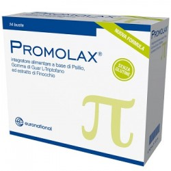 Euronational Promolax Integratori 14 Bustine