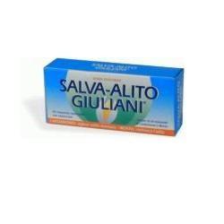 Giuliani Salva Alito Menta Forte 30 Compresse