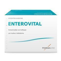 Pharma Line Enterovital Soluzione Orosolubile 10 Buste