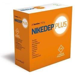 Logus Pharma Nikedep Plus 20 Bustine Integratore