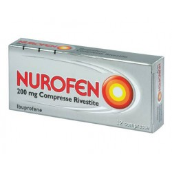 Reckitt Nurofen 12 Compresse Rivestite 200 mg