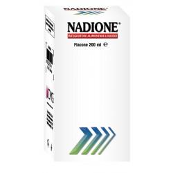 D. M. G. Nadione Sciroppo 200 Ml