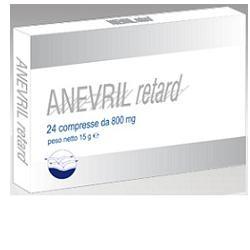 Farmavalens Anevril Retard 24 Compresse