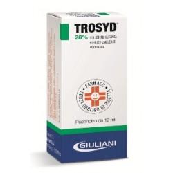 Giuliani Trosyd Soluzione Ungueale 12 ml 28%