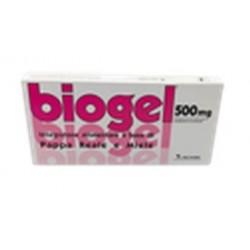 Ghimas Biogel 10 Flaconcini 500 Mg