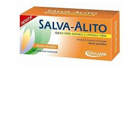 Salva Alito Giuliani Arancia 30 Compresse