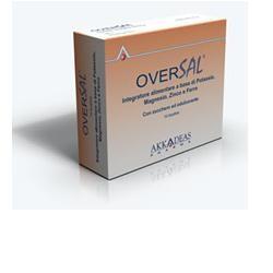 Akkadeas Pharma Oversal 14 Bustine
