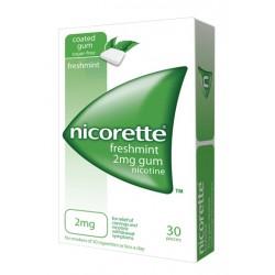 Johnson & Johnson Nicorette 30 Gomme Masticabili 2 Mg