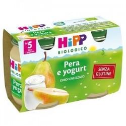 Hipp Italia Biologico Omogeneizzato Pera Yogurt 125 G 2 Pezzi