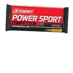 Enervit Power Sport Competition Cacao 1 Barretta
