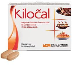 Pool Pharma Kilocal Integratore Dietetico 20 Compresse