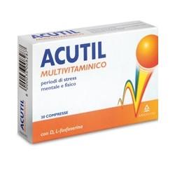 Angelini Acutil Multivitaminico 30 Compresse