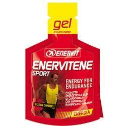 Enervit Enervitene Sport Gel Limone 25 ml
