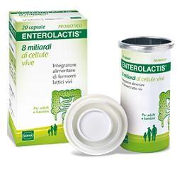 Sofar Enterolactis 20 Capsule Fermenti Lattici