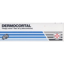 Sit Dermocortal Crema Dermatologica 20 G 0,5%