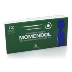 Angelini Momendol 12 Compresse 220 mg