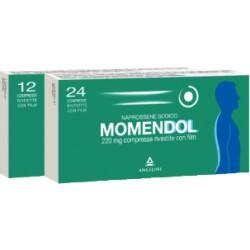 Angelini Momendol 24 Compresse 220 mg