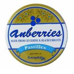 Eurospital Anberries Pastiglie 60 g