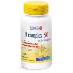 Longlife B Complex 50 T/r 60 Tavolette