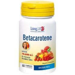 Longlife Betacarotene 60 Compresse
