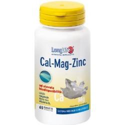 Longlife Cal Mag Zinc 60 Tavolette