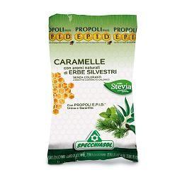 Specchiasol Epid Caramelle Erbe Senza Zucchero 24 Pezzi