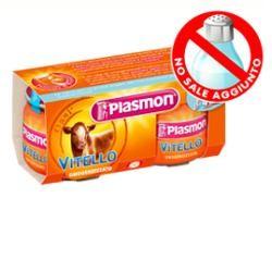 Plasmon Omogeneizzato Vitello 80 G X 2 Pezzi
