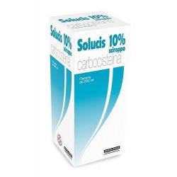 Aesculapius Solucis Sciroppo 200 Ml 10%