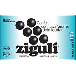 Falqui Ziguli Liquirizia 22 g