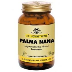 Solgar Palma Nana 100 Capsule Vegetali Integratore per Vie Urinarie