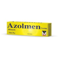 Menarini Azolmen Crema Dermatologica 30 G 1%