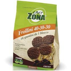 Enervit Enerzona Frollini Cacao 250 Grammi
