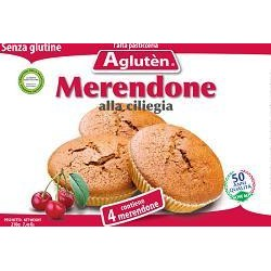 Nove Alpi Agluten Merendone alla Ciliegia 210 g