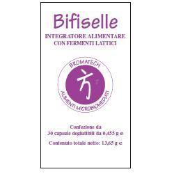 Bromatech Bifiselle 30 Capsule Flora Intestinale