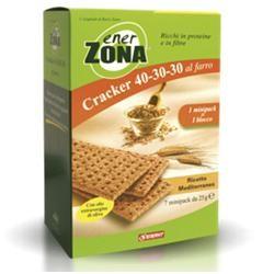 Enervit Enerzona Cracker Mediterraneo 7 Minipack Da 3 Cracker