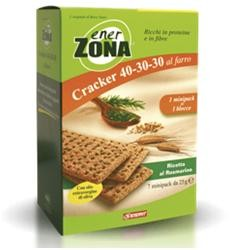 Enervit Enerzona Cracker Rosmarino 7 Minipack