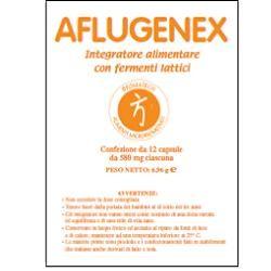 Bromatech Aflugenex 12 Capsule Nuova Formula