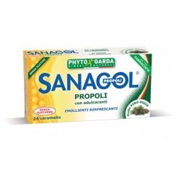 Phyto Garda Sanagol Propoli Pino Mugo 24 Caramelle