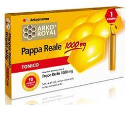 Arkofarm Pappa Reale 1000 Mg 10 Fiale 150 Ml