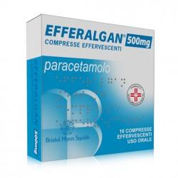 Bristol-Myers Efferalgan 16 Compresse Effervescenti 500 mg