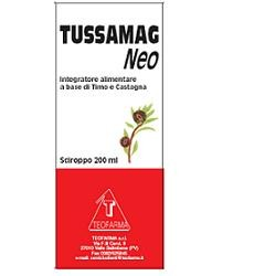 Teofarma Tussamag Neo Sciroppo 200 ml