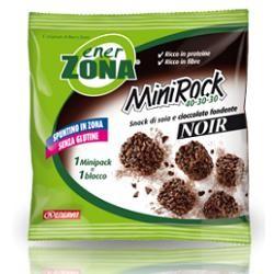 Enervit Enerzona Minirock Noir Cioccolato Fondente Astuccio 5 Buste