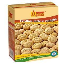 Nove Alpi Amino Frollini Latte Vaniglia 200 g