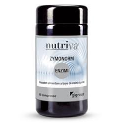 Cabassi & Giuriati Nutriva Zymonorm 60 Compresse
