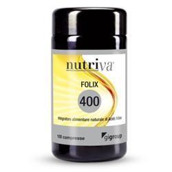 Cabassi & Giuriati Nutriva Folix400 100 Compresse