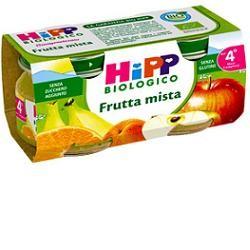 Hipp Biologico Omogeneizzato Frutta Mista 80 G 2 Pezzi
