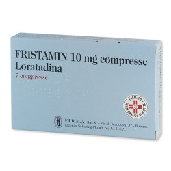 F. I. R. M. A. Fristamin 7 Compresse 10 Mg